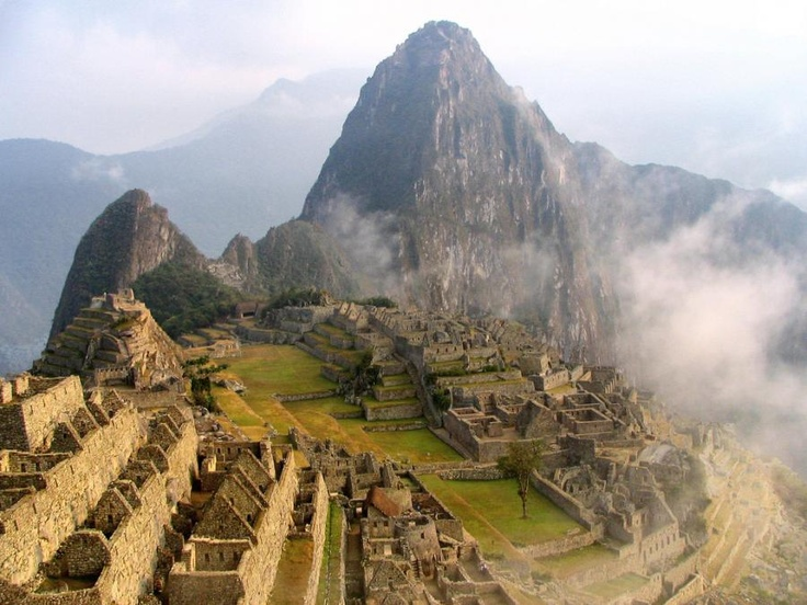 Among my top 5 places to visit in the near future - Peru.