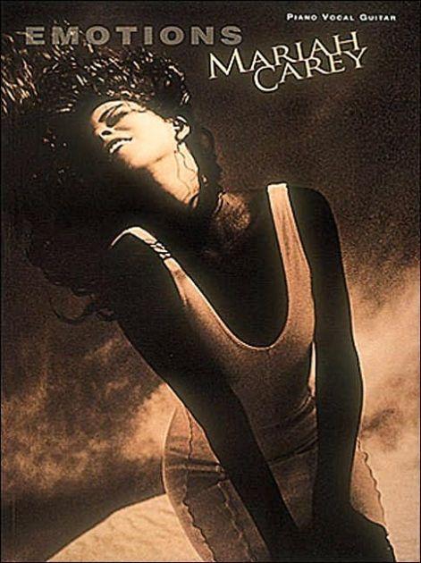 pictures ofmariah cary cd | Mariah Carey - Emotions by Mariah Carey, Paperback ...