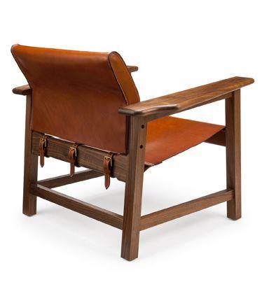 Stuart Scott - Saddle up chair