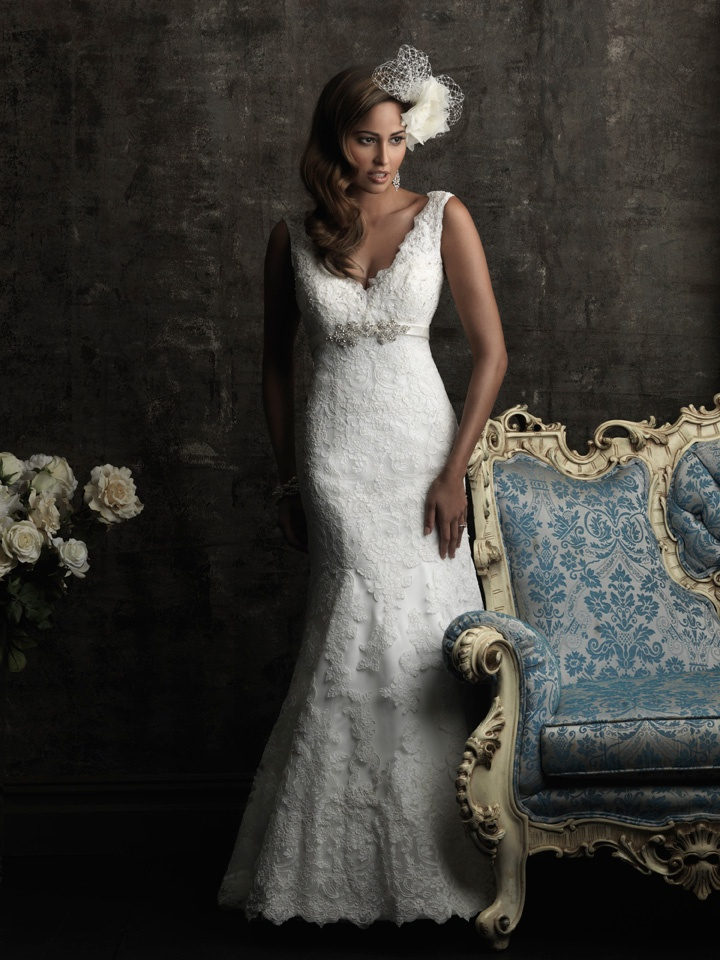 Popular Allure Bridal gown Style CC us Boutique International Plaza Tampa Florida