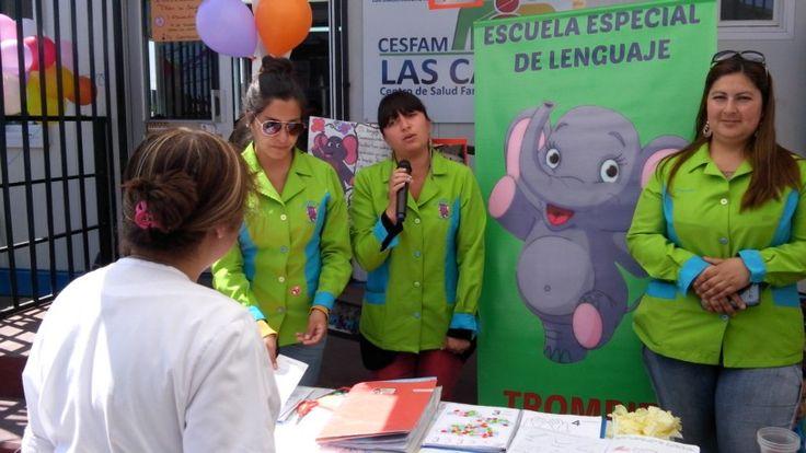 1ra Feria Salud-Educación