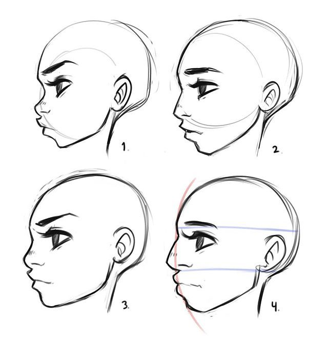 30+ Drawing profiles ideas