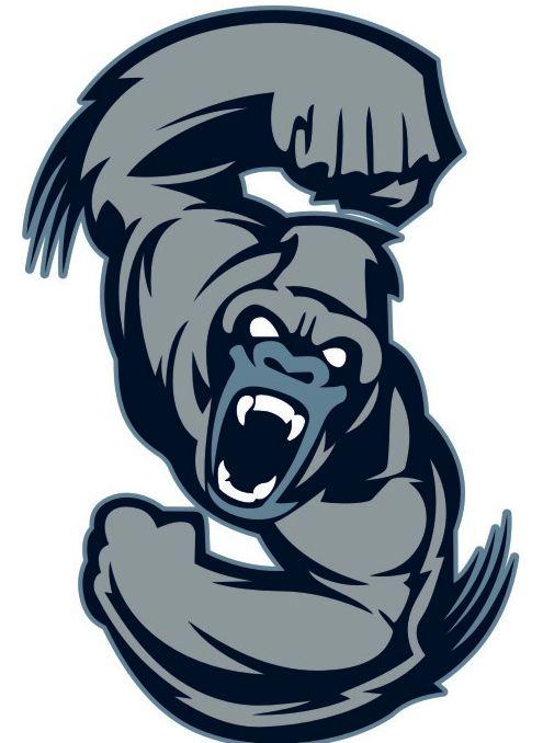 gorilla with baseball bat - Google Search