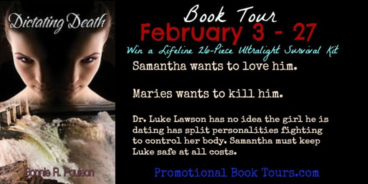 Dictating Death Book Tour