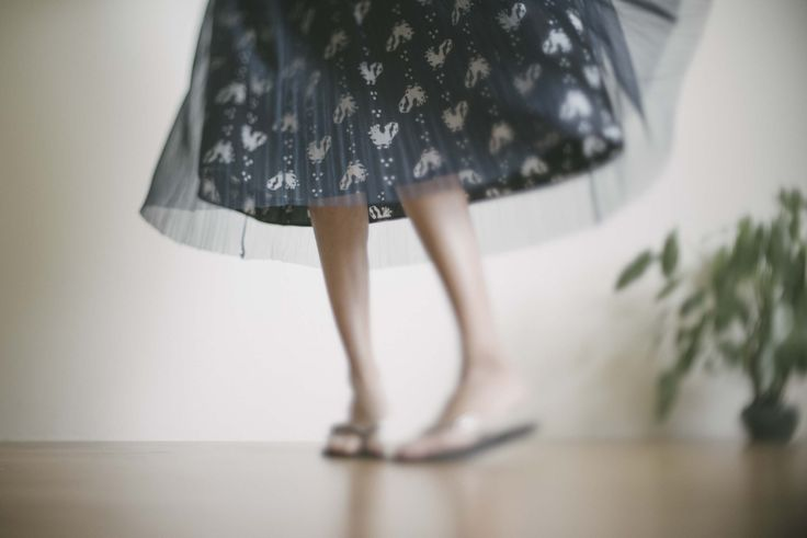 A floating feeling that will be your experience once this tulle pleats skirt is wrapped and layered around you as you prance through your day in harmony