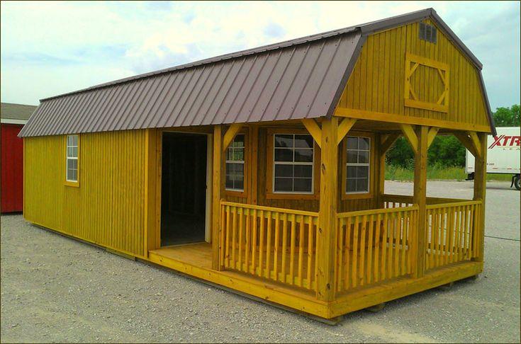 57 best She Sheds images on Pinterest | Wood cabins ...