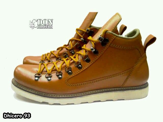 Dondhicero leather shoes DD93