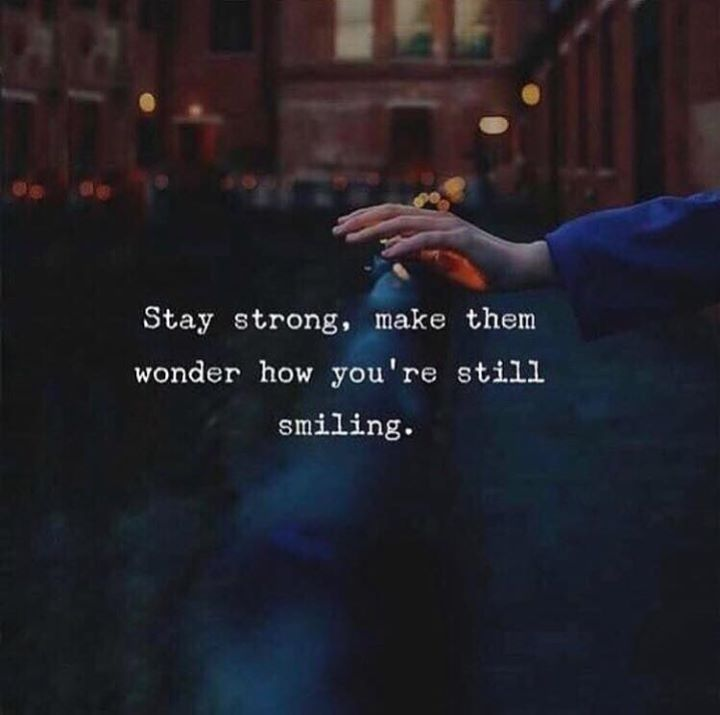 Stay strong. via (https://ift.tt/2H6RjBv)