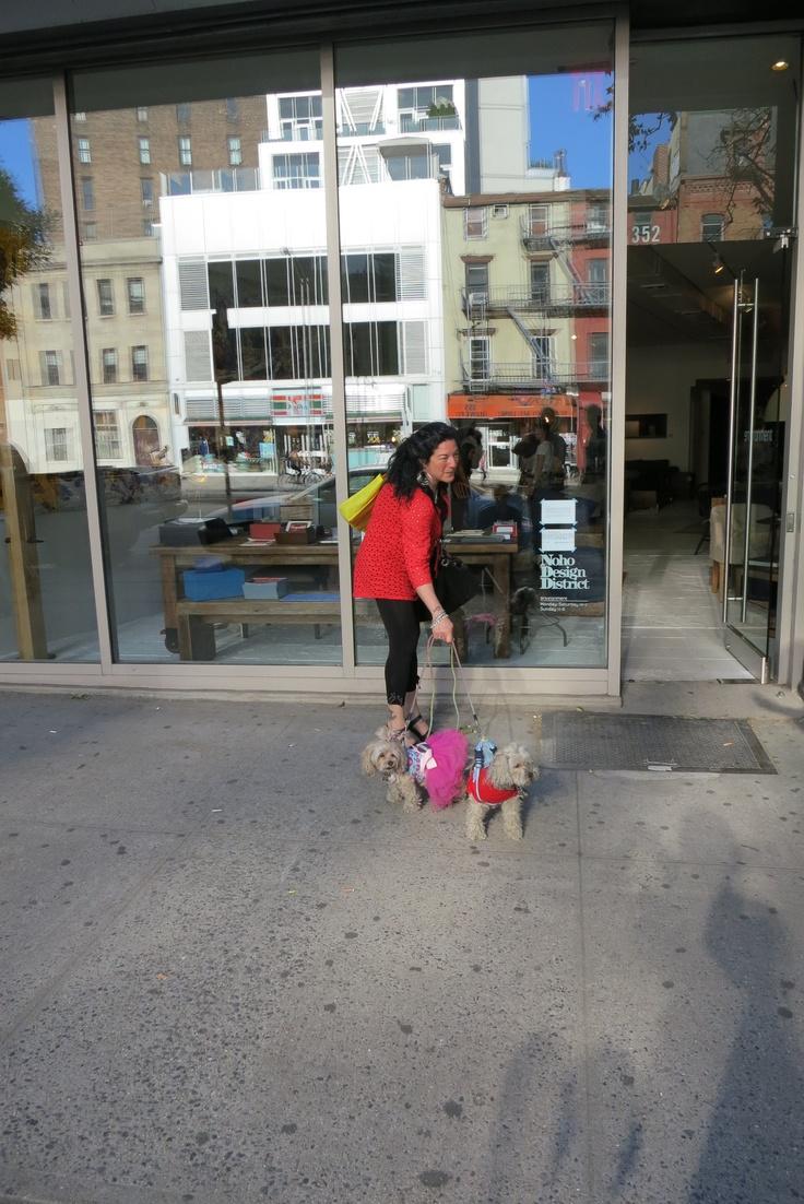 Core 77 show on BoweryDesign Weeks, Weeks 2012, York Design