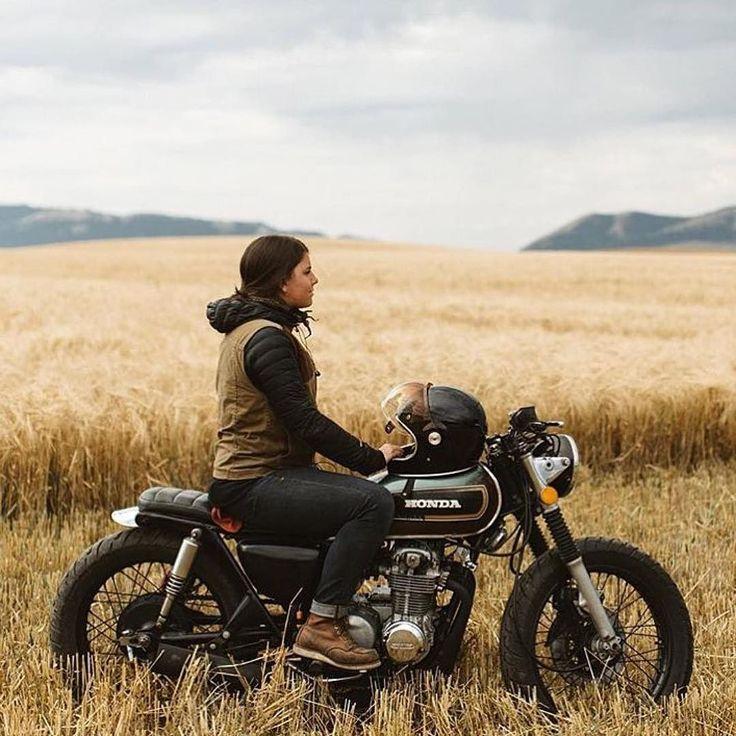 Real Motorcycle Women - revzilla