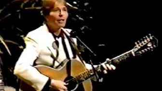 John Denver / Live at The Apollo Theater [10/26/1982] (Full) - YouTube