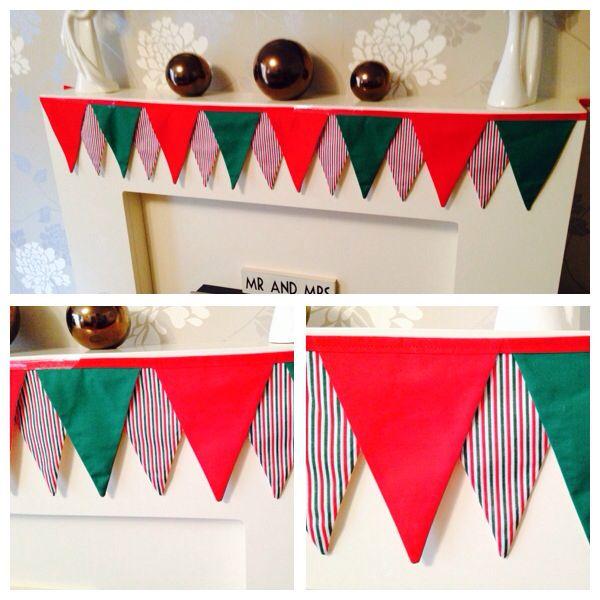 Christmas Garland I made