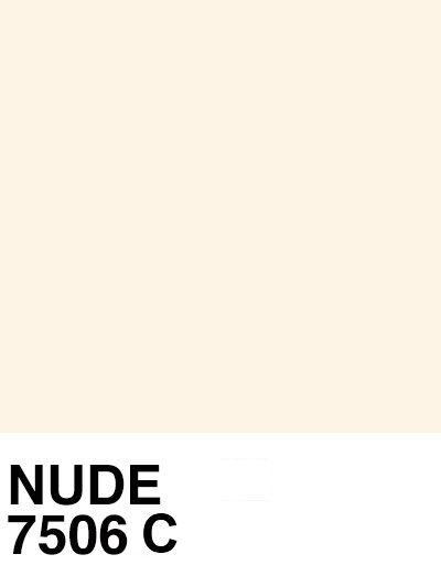 couleur des fleurs : nude