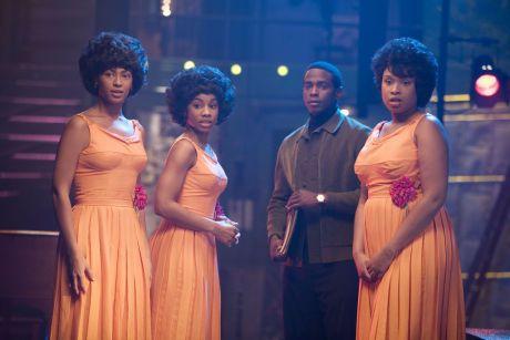 Keith Robinson, Beyoncé Knowles, Anika Noni Rose, Jennifer Hudson, Dreamgirls