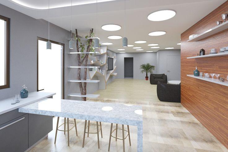 Eco - Освещение в современном стиле c XAL   PINWIN - конкурсы для архитекторов…