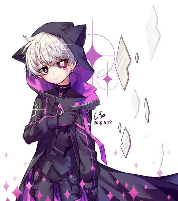 Elsword Elsword Cute Anime Boy Anime Demon
