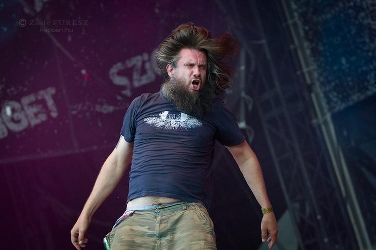 Haunted - Live at Sziget Festival -  Metal concert  - (http://kepben.hu)