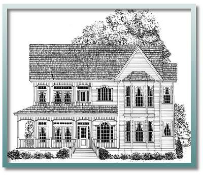 41 best house plans i like images on pinterest house for Authentic historical house plans