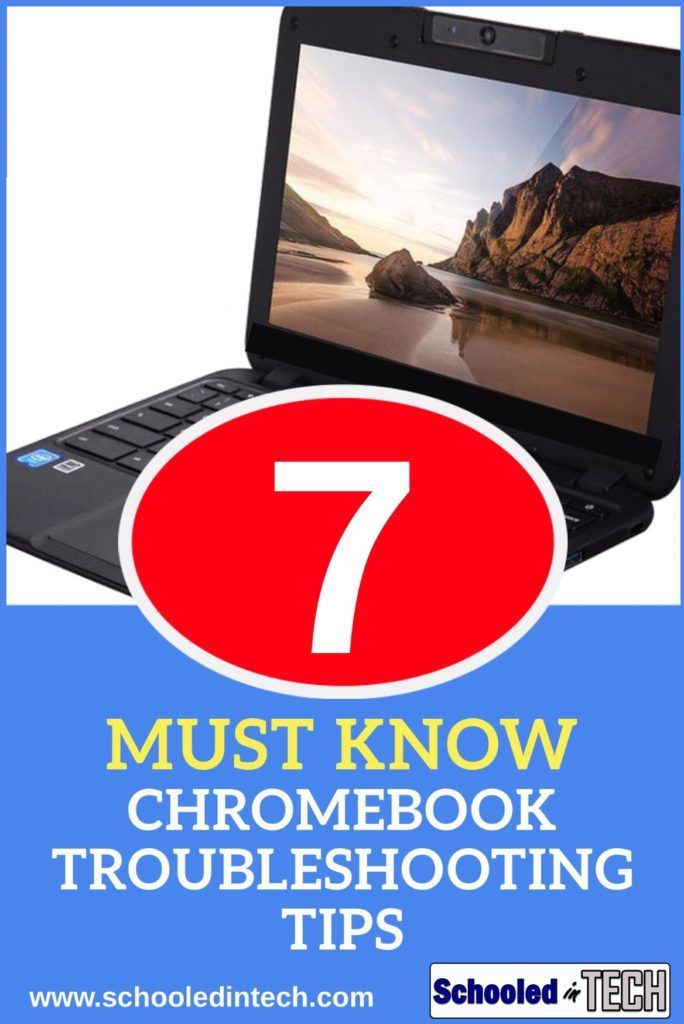 Quick And Easy Chromebook Troubleshooting Tips To Fix Common