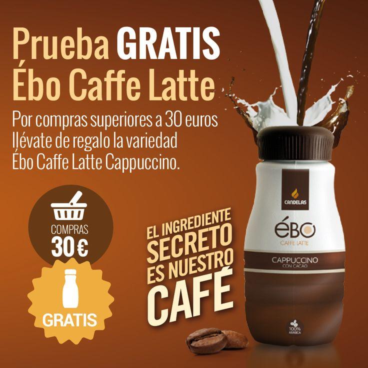 Prueba gratis Ébo Caffe Latte
