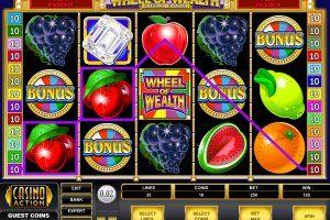 Machines sous gratuites Casino 770 - Partouche