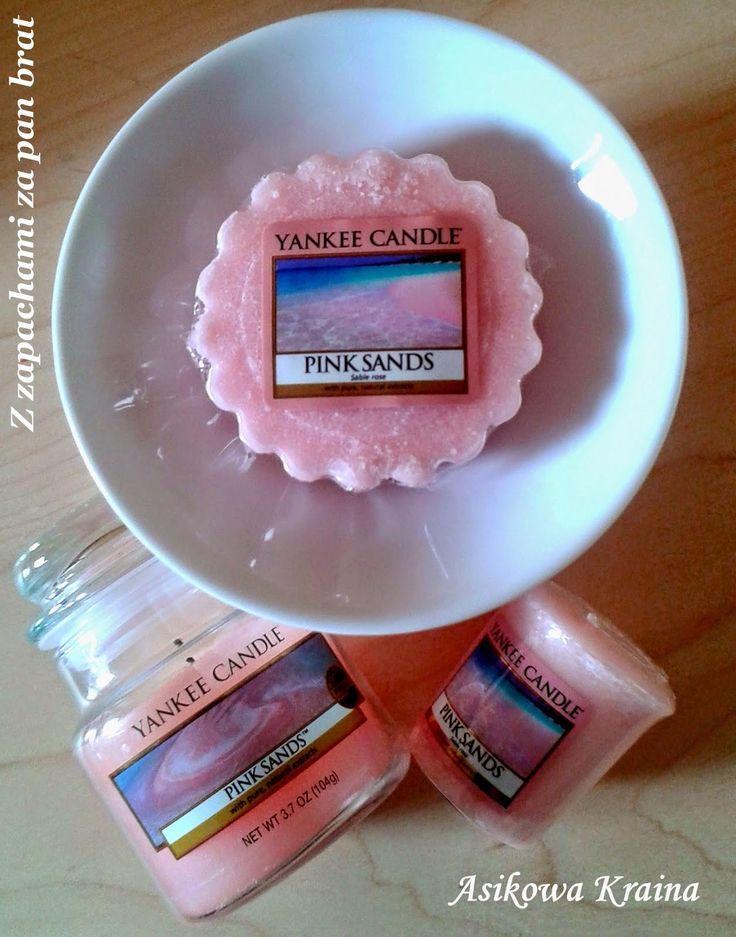 Pachnące Umilacze Wg Joanny: Ulubieniec w różowym kolorze :)