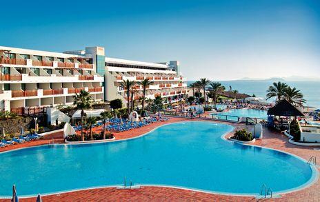 Sandos Papagayo Beach Resort, Playa Blanca, Lanzarote, Spain