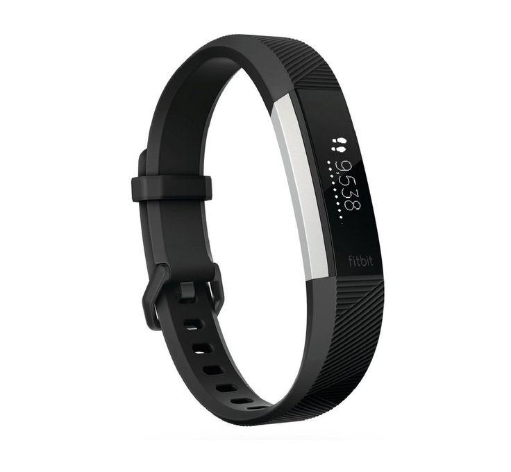 Fitbit Alta HR Black