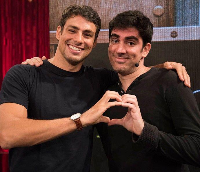 Adnet ganha mais uma chance na Globo
