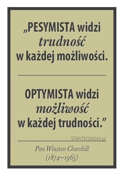 optymizm, pesymizm, nihilizm.