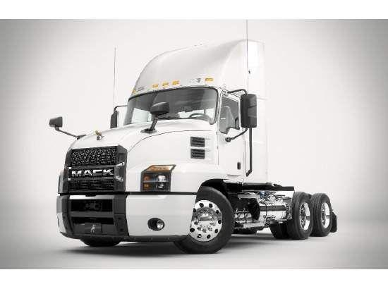 Used Trucks San Diego >> 2019 Mack Pinnacle Conventional Day Cab San Diego Ca 111407793