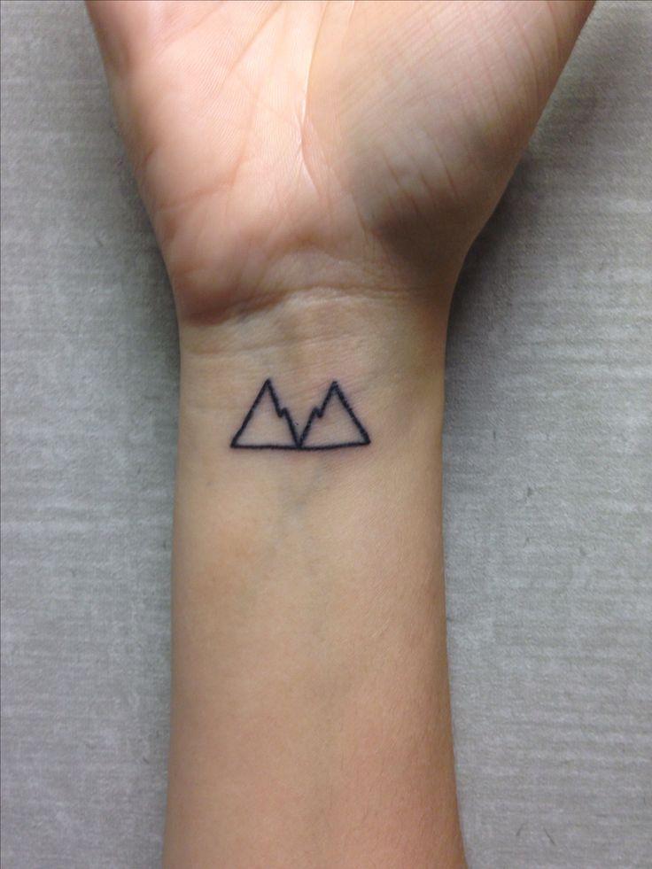 Twin Peaks Tattoo                                                                                                                                                                                 More