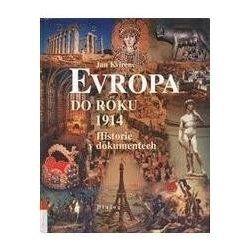 Evropa do roku 1914