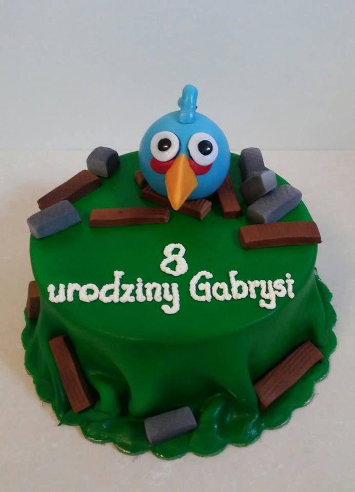 Torty Kraków Cukiernia Gateau Tort angry birds