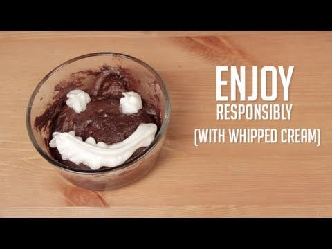 Are Microwaved Desserts Actually Good? - YouTube .  Recipes: chocolate cake, chocolate chip cookie, funfetti cake