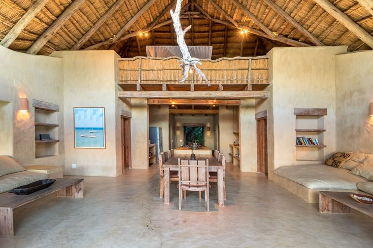 Mamas Lodge, Inhaca isle, Mozambique