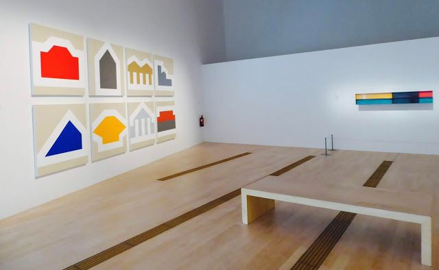 All About Singapore Minimalism Arts Exhibition At Artscience