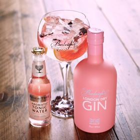 Burleighs unveils pink gin inspired by Japan