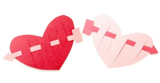 Valentine Crafts for Kids: Shot Through the Heart! - The Inspired Treehouse