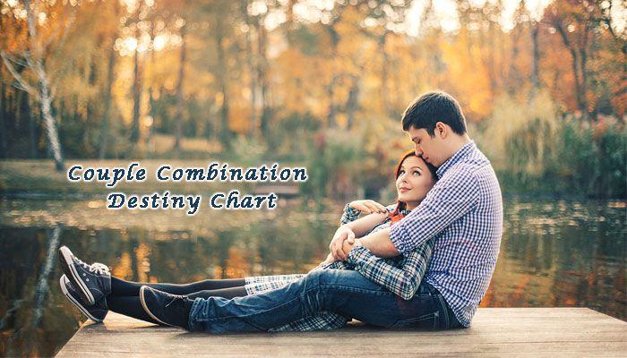 Couple Combination Destiny Chart