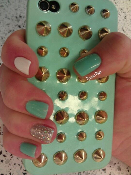 Mejores 142 imágenes de nail art en Pinterest | Diseños para uñas ...