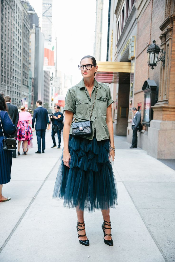 Fashion personalities came dressed to for Bill Cunningham's tribute at Carnegie Hall.