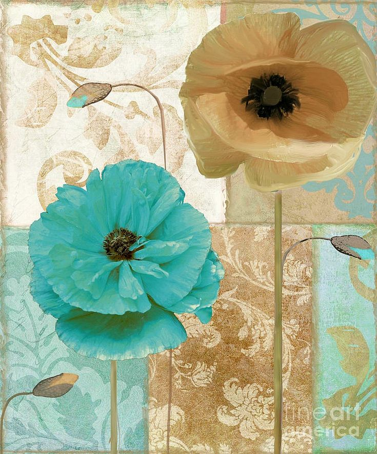 """Mindy Sommers - """"Beach Poppies"""""""
