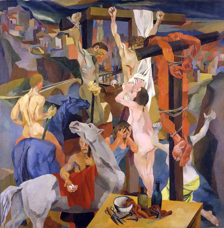 Renato Guttuso, Crocifixion. 1941.