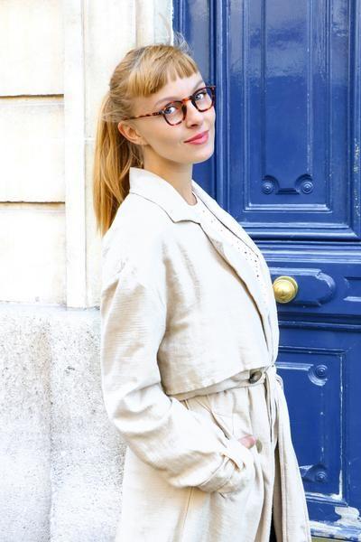 """Monture """"Émile"""" - Lunetist - lunettes vintage"""