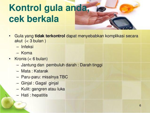 Komplikasi Diabetes - Cara Mengobati Diabetes Alami   Obat Diabetes Alami