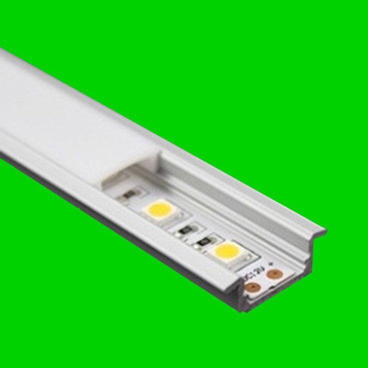 Recessed LP001 LED Profile - Eden illumination