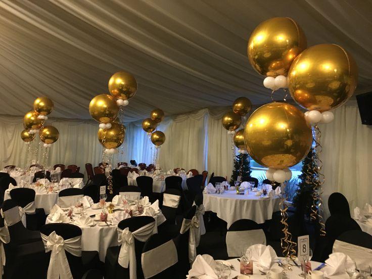 1353 best balloon bouquets images on pinterest balloons for Balloon arrangement ideas