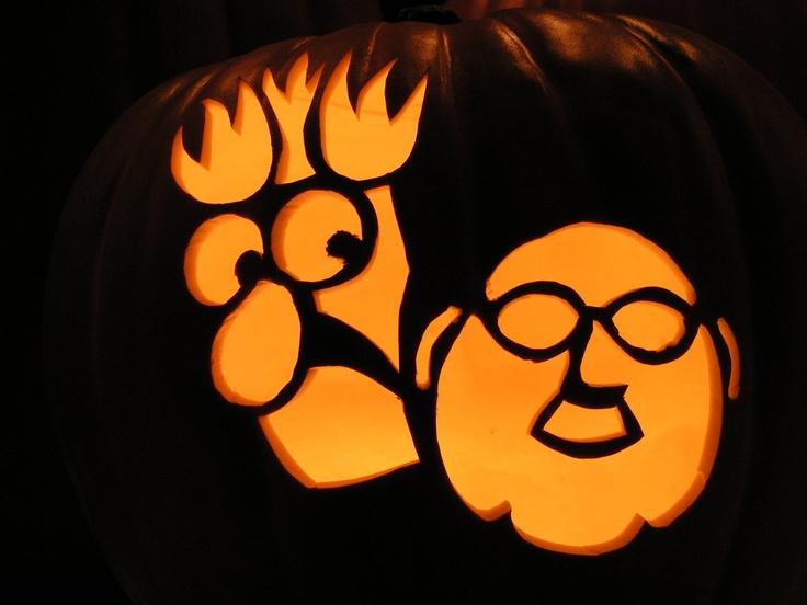 muppets pumpkin carving idea