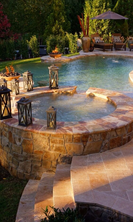 Luxury Pools LuxurydotCom Via Houzz